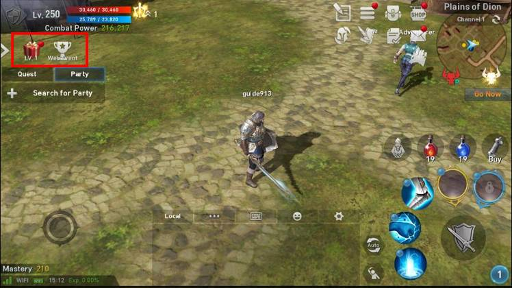 9/13 Update Schedule Guide - Lineage 2: Revolution Official Forum